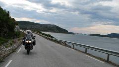 Da Mandello a Caponord con le Moto Guzzi - Immagine: 92