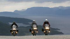 Da Mandello a Caponord con le Moto Guzzi - Immagine: 42