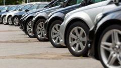 Manovra 2020, tassazione progressiva per le auto aziendali