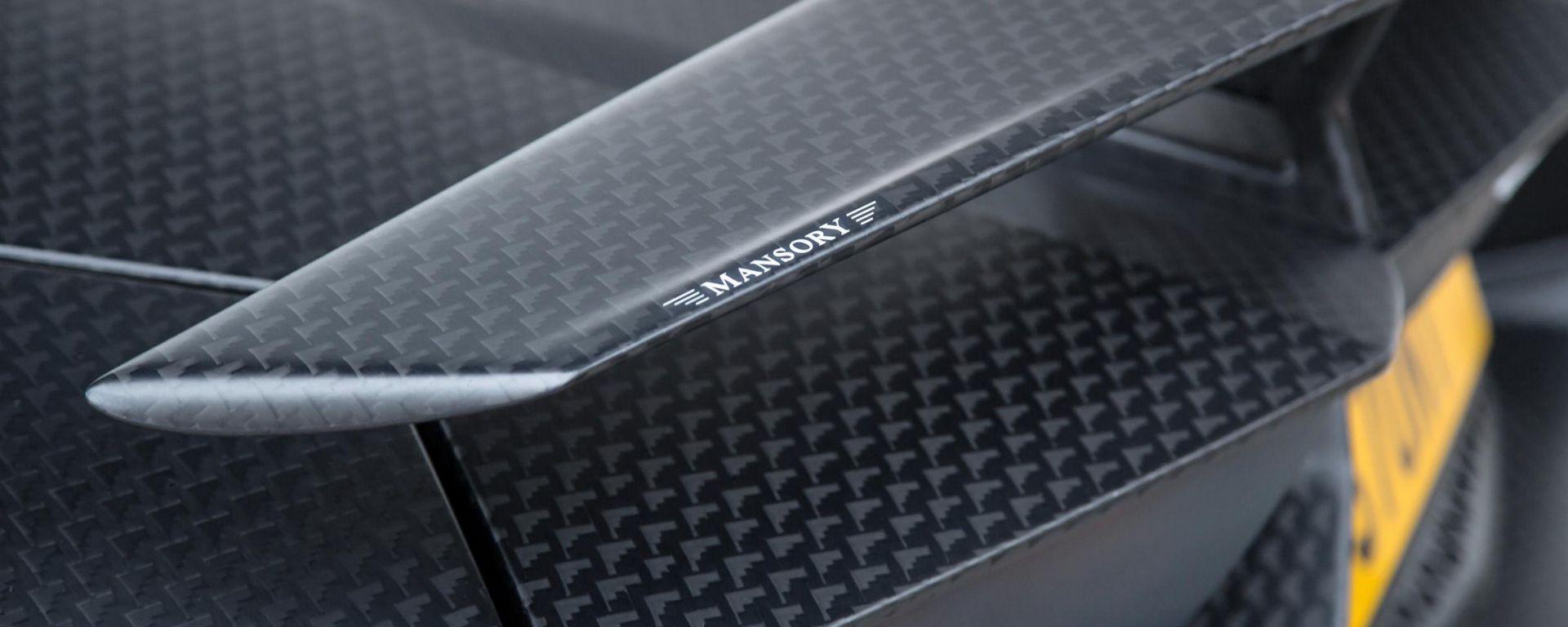Mansory Aventador J.S.1 Edition