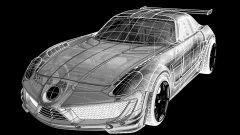 Mansory Cormeum: la Mercedes SLS AMG musicale - Immagine: 2