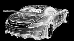 Mansory Cormeum: la Mercedes SLS AMG musicale - Immagine: 5