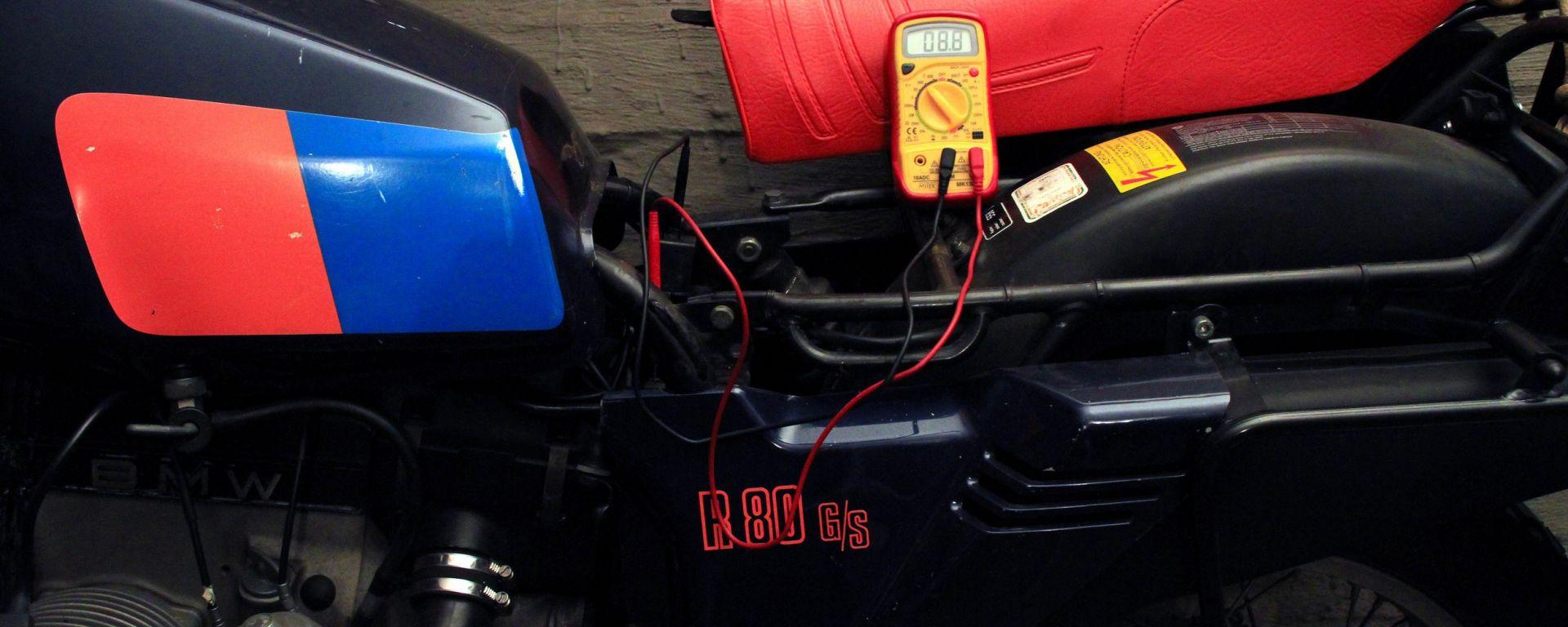 Come salvare la batteria. I mantenitori di carica