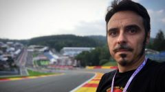 Manuel Codignoni, radiocronista della Formula 1 per Radio Rai