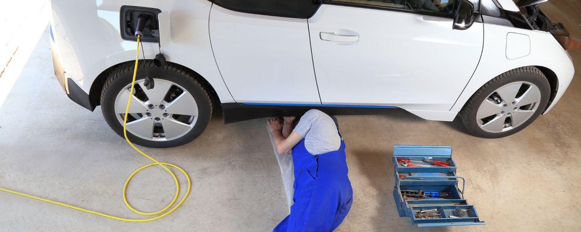 Manutenzione auto elettrica: cosa fare, quanto costa