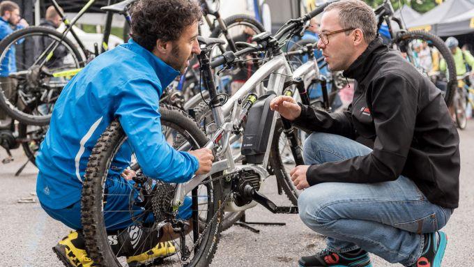 Manutenzione e-bike: anche per l'inverno