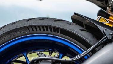 Manutenzione moto: lo stato degli pneumatici va controllato di frequente