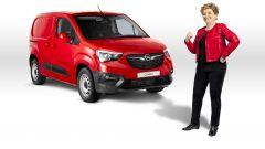 Mara Maionchi: ambassador per Opel veicoli commerciali in Italia