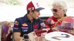 Marc Marquez e Angel Nieto