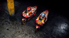 Marc Marquez e Pol Espargaro, Honda Repsol Team 2021