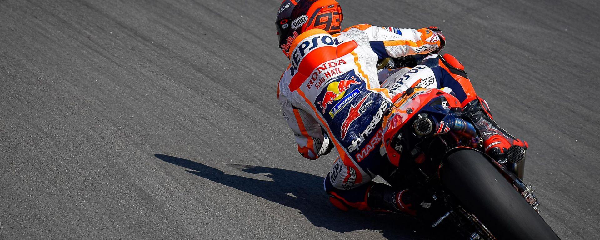 Marc Marquez (Honda Repsol 2021)