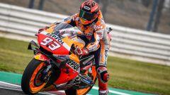 """MotoGP Aragon, FP1: Marquez fa il vuoto, Vinales a 1""""6"""