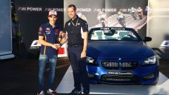 Marc Marquez si aggiudica il BMW M Award 2015 - Immagine: 2