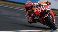 MotoGP 2018, Test Mugello: Marquez fa segnare il miglior tempo nonostante la pioggia