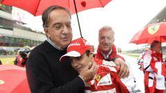 Marchionne, Massa e Ferrari - Scuderia Ferrari