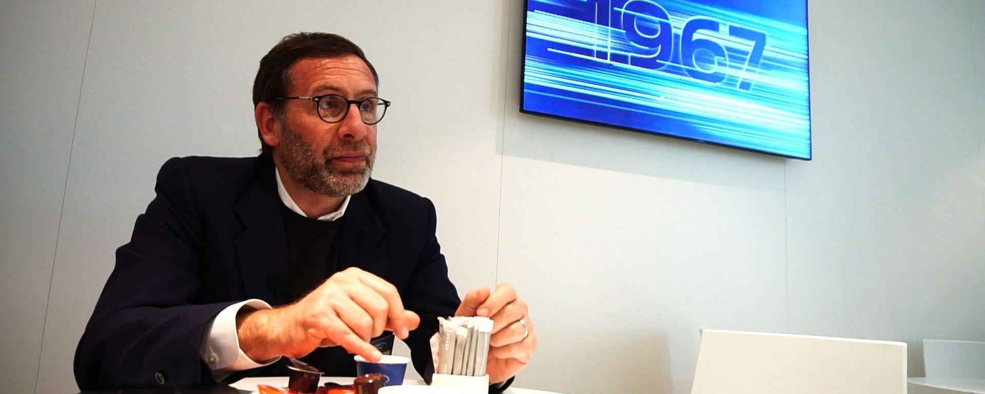 Marco Alu', Direttore delle Comunicazioni Ford Italia