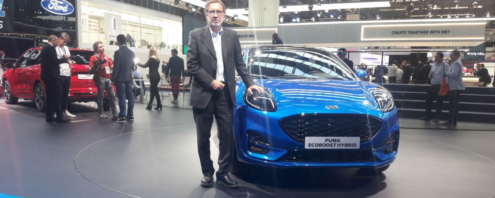 Marco Alù Saffi, Direttore Relazione esterne Ford