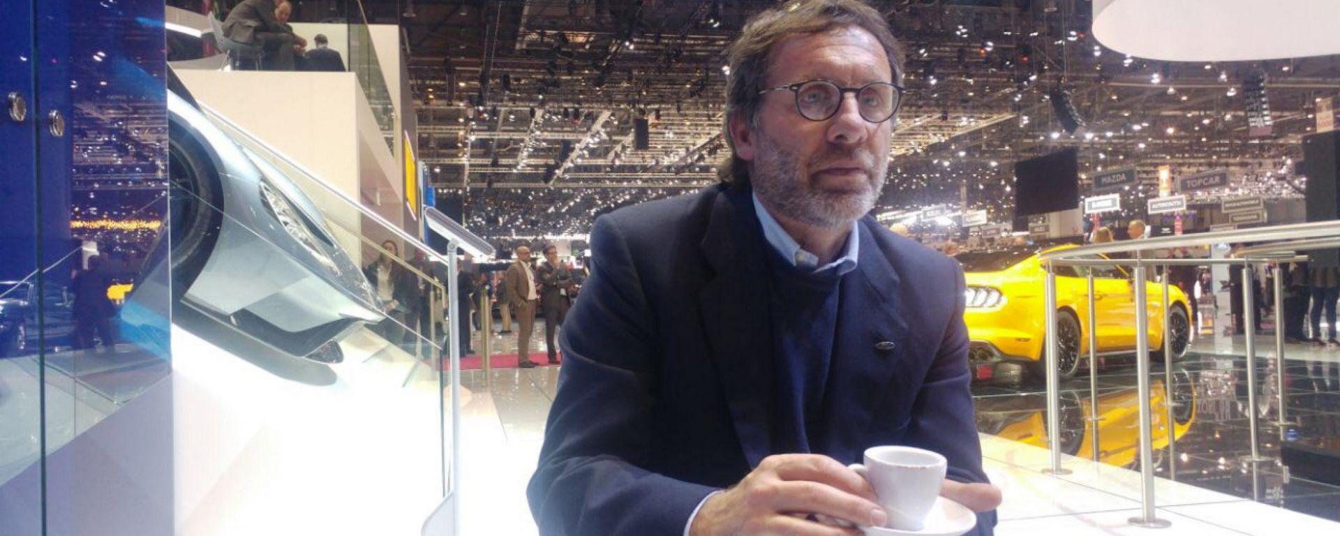 Marco Alù Saffi, Direttore Relazioni Esterne Ford Italia