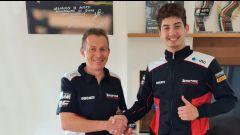 Luca Bernardi, ecco il primo nato nel XXI secolo in Superbike!