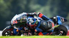 Moto2 Stiria, Vince Marco Bezzecchi! Arretrato Martin