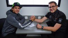 Moto3: Marco Bezzecchi correrà per il team PrüstelGP nella stagione 2018