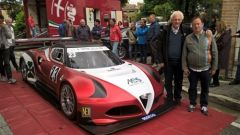 Marco Gramenzi, pilota e promotore del nuovo progetto Alfa Romeo 4C Furore