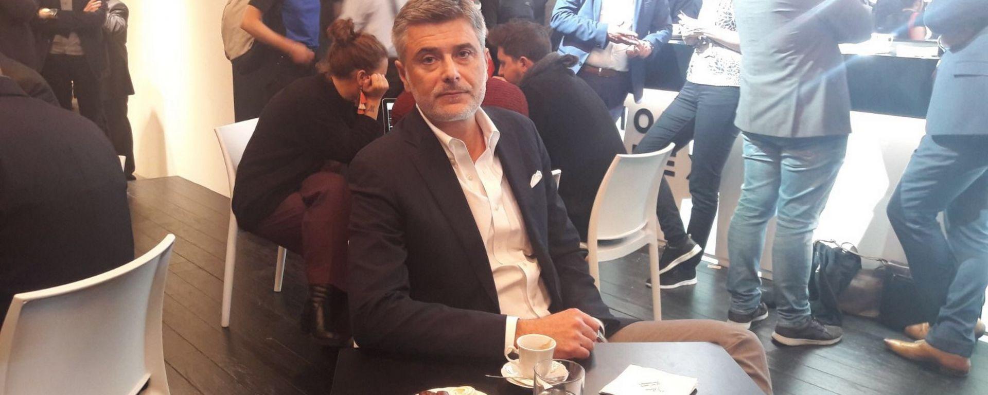 Marco Lambri, Responsabile Design Center Moto Guzzi