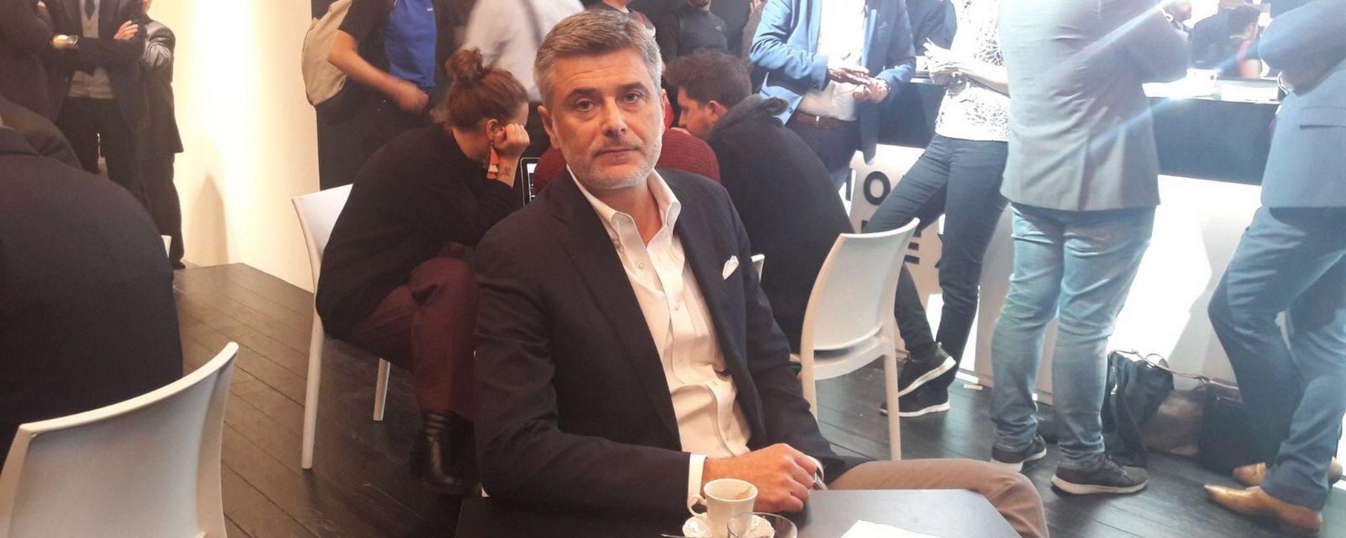 Marco Lambri, Responsabile Design Center Piaggio