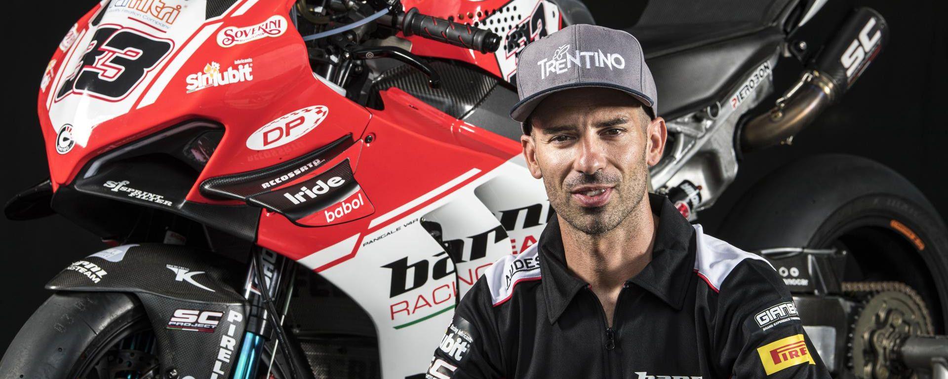 Marco Melandri (Ducati Barni Racing)