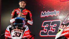 marco melandri team ducati aruba 2018 superbike