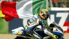Marco Simoncelli, prima vittoria a Jerez 2004
