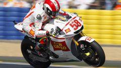 Marco Simoncelli sulla Honda RC212V MotoGP