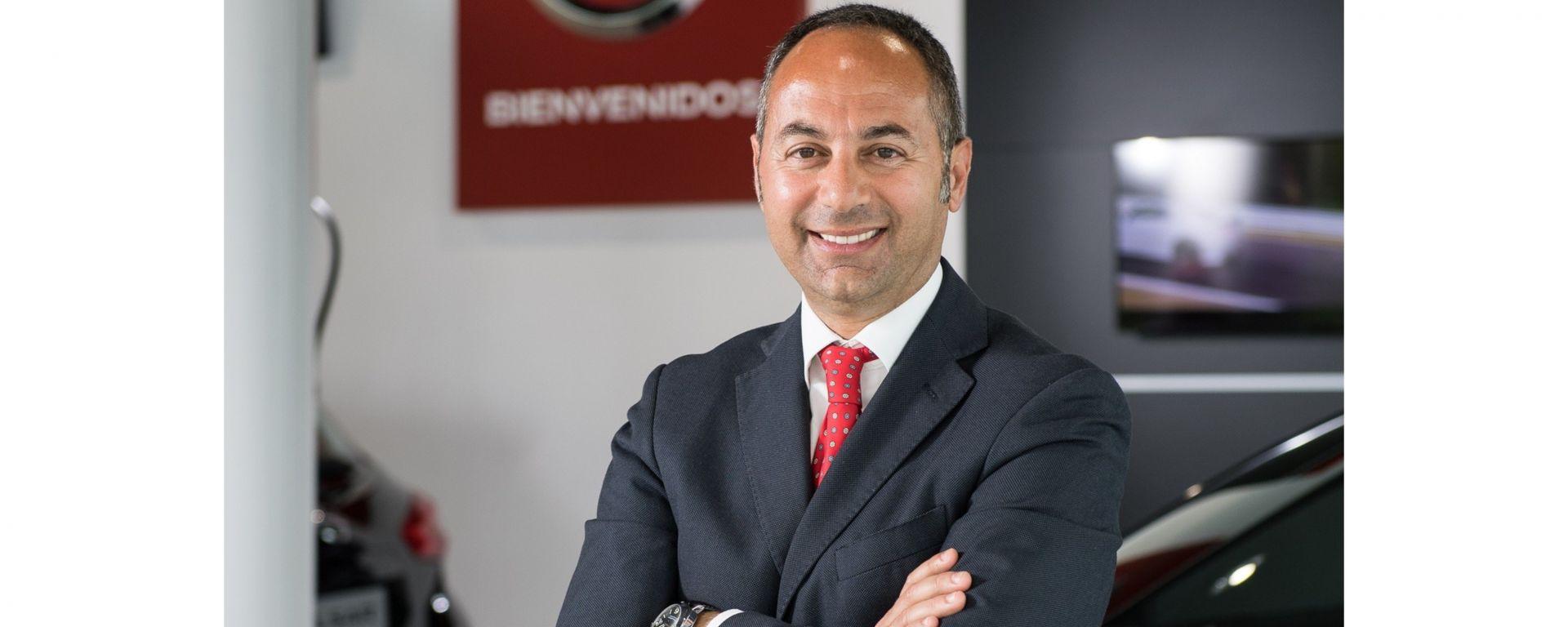 Marco Toro, dal 1 agosto sarà AD di Nissan Italia