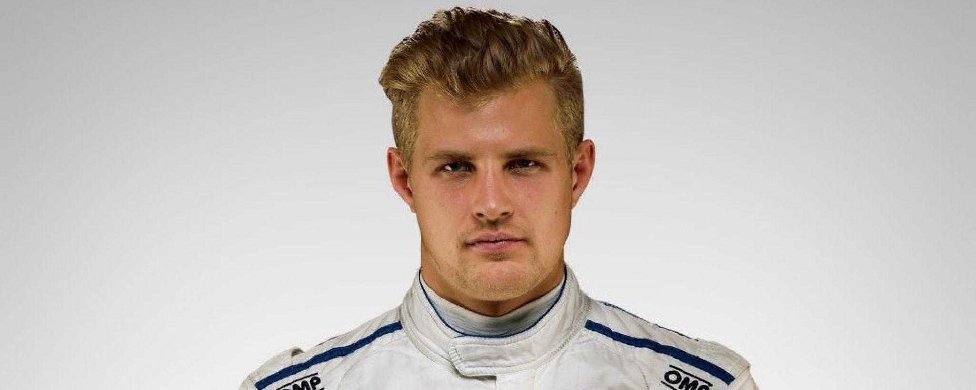 Marcus Ericsson #9