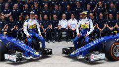 Marcus Ericsson - all'esordio in Sauber con la C34 (2015)