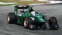 Marcus Ericsson - Caterham CT05 (2014)