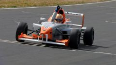 Marcus Ericsson - Fortec Motorsport Formula BMW britannica (2007)
