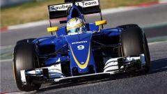 Marcus Ericsson - Sauber C35 (2016)