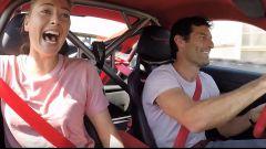 Mark Webber, Maria Sharapova e una Porsche GT2 RS: che combinano?