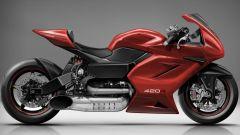 Marine Turbine Technologies MTT 420RR: una superbike da 420 cv