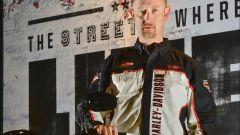 Marino Grassini, Country Manager di Harley-Davidson Italia