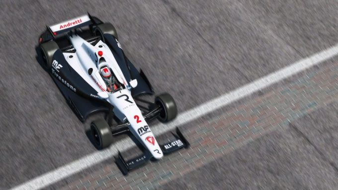 Mario Andretti, la sua monoposto per la gara del weekend | Foto: The Race