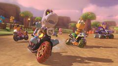 Mario Kart 8 Deluxe (Nintendo Switch): protagonisti tutti i personaggi dei giochi Nintendo