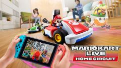 Video: Mario Kart Live: Home Circuit. Come funziona