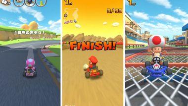 Mario Kart World Tour