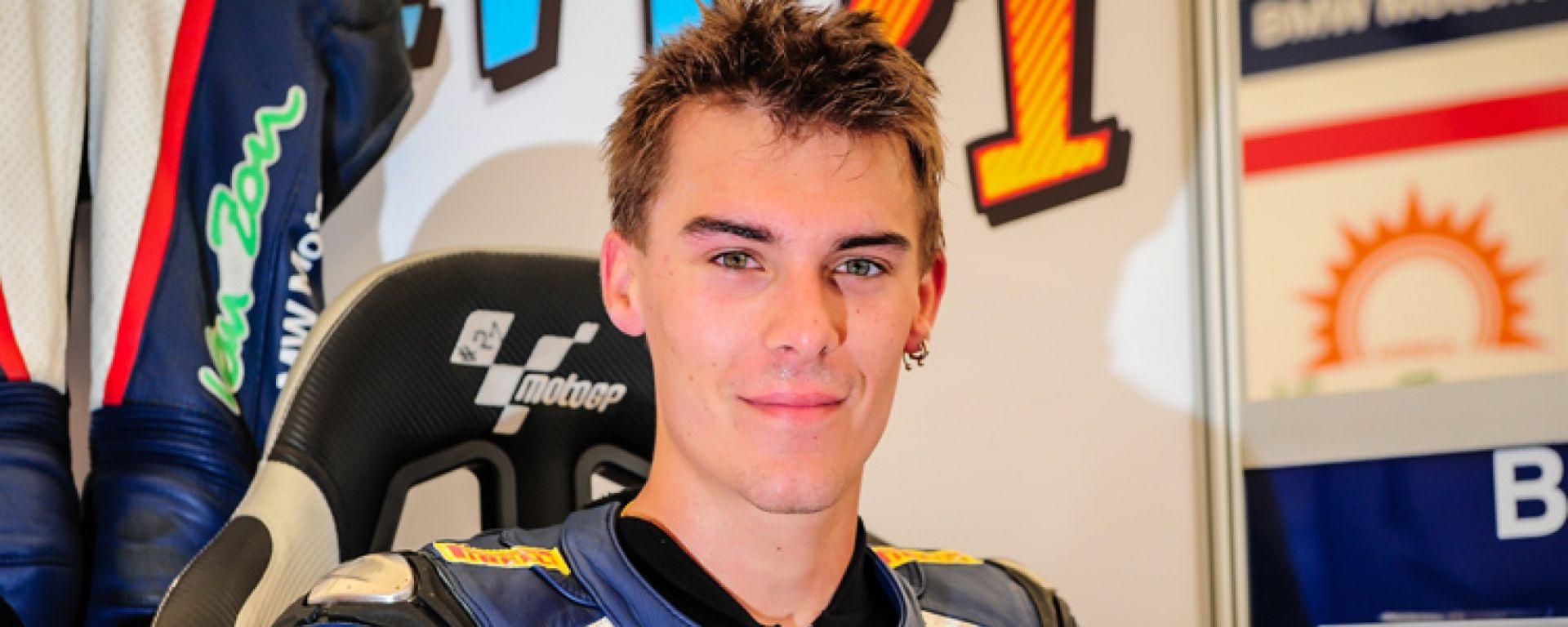 Markus Reiterberger #21