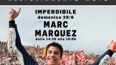Marquez da Valeri Sport il 29 giugno - Immagine: 2