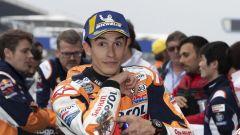 Marquez felice a Le Mans