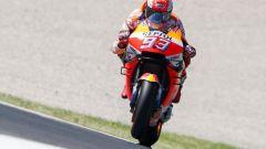 Marquez in pista nelle FP1