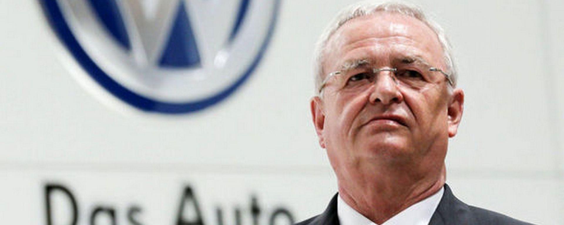Martin Winterkorn, CEO Volkswagen all'epoca del dieselgate